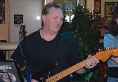 gitarist lucas van ede